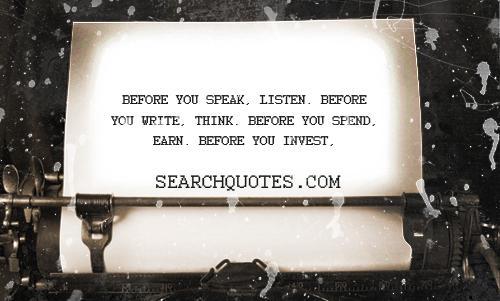 Investigate quote #2