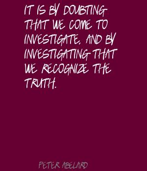 Investigating quote #2