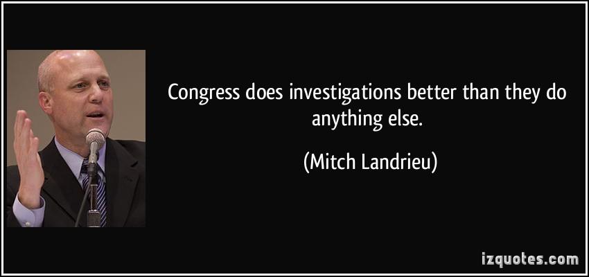 Investigations quote #1