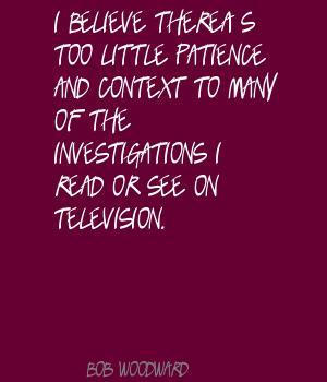 Investigations quote #2