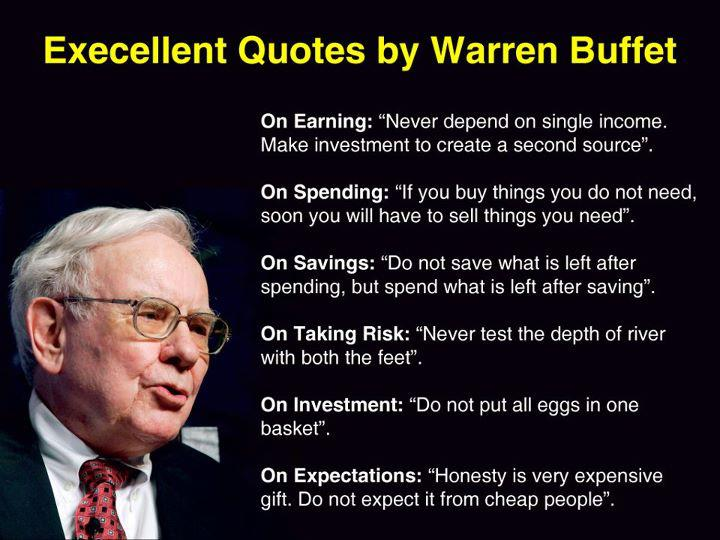 Investment quote #1