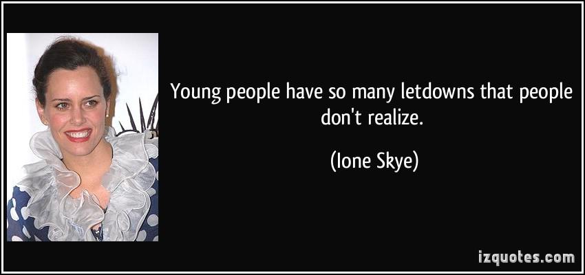 Ione Skye's quote