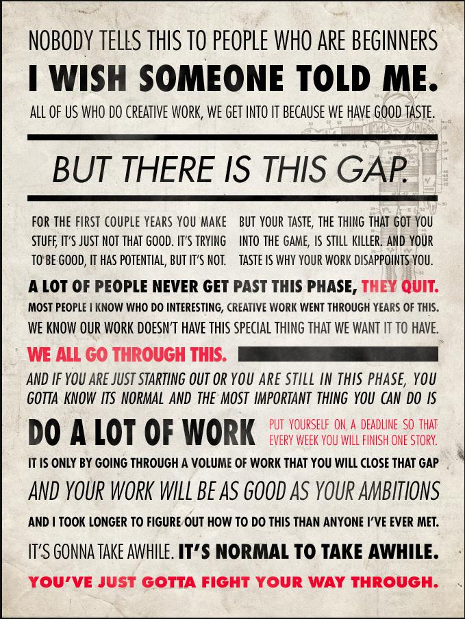 Ira Glass's quote #3