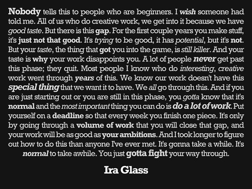 Ira Glass's quote #6