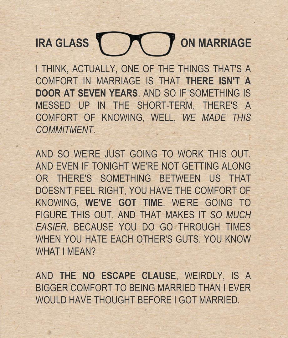 Ira Glass's quote #4