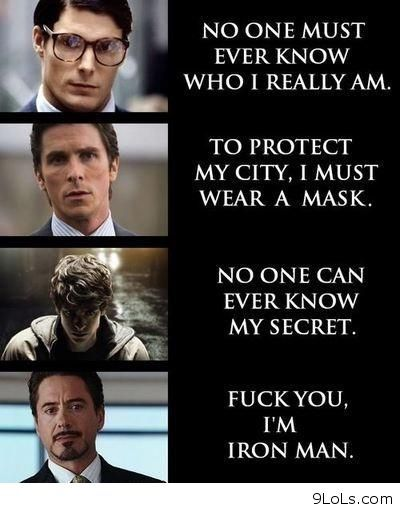 Iron Man quote #2