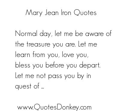 Iron quote #8
