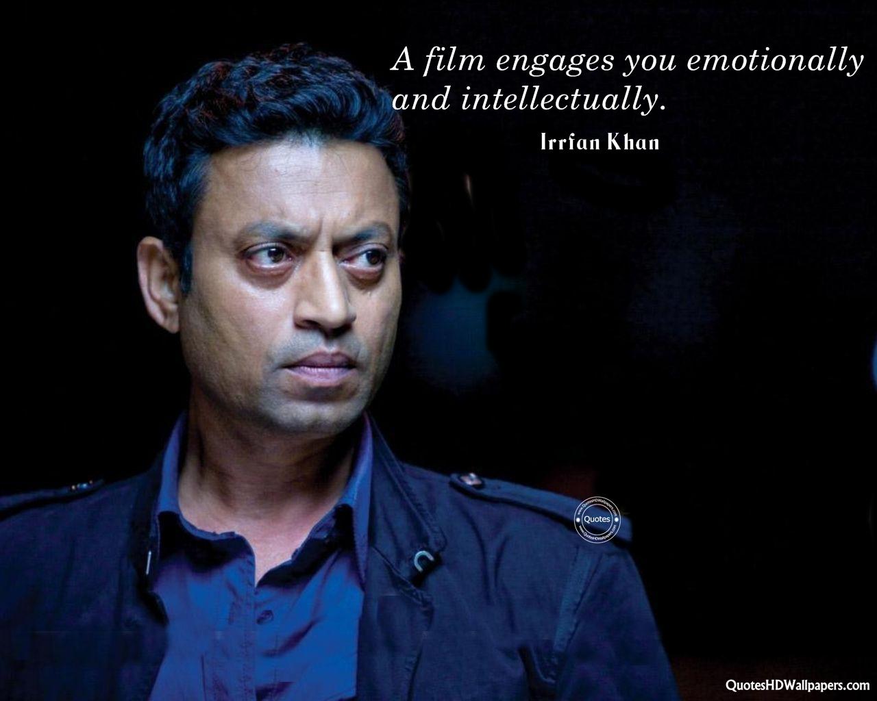 Irrfan Khan's quote #4