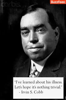 Irvin S. Cobb's quote #2