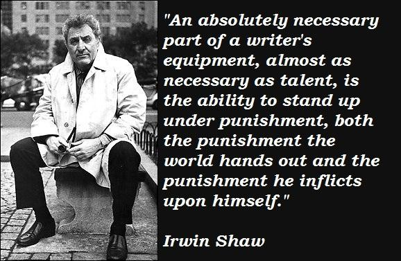 Irwin Shaw's quote #4