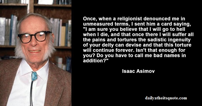 Isaac Asimov's quote #5