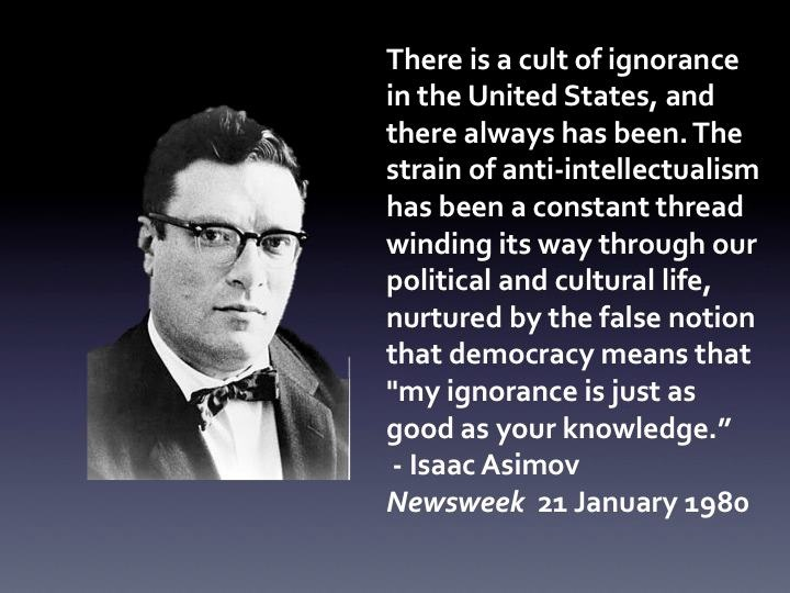 Isaac Asimov's quote #6