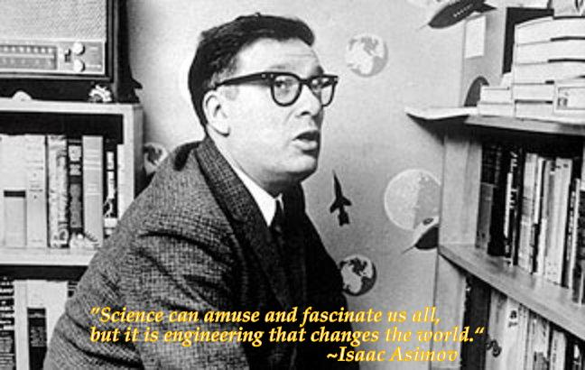 Isaac Asimov's quote #7