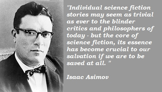 Isaac Asimov's quote #4