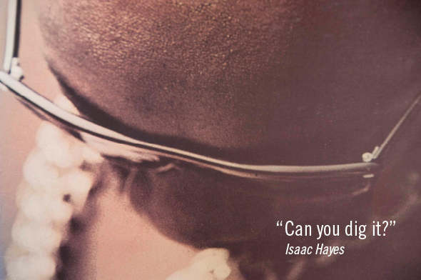 Isaac Hayes's quote #1