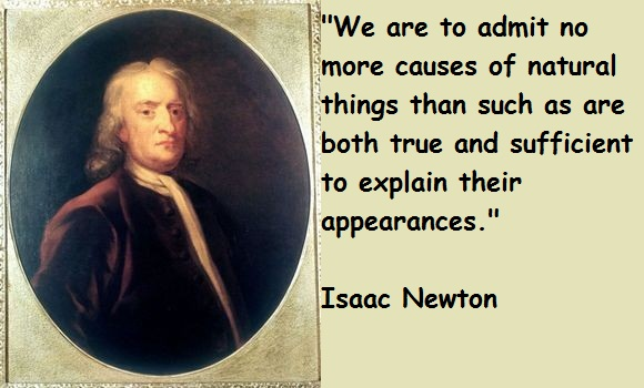Isaac Newton's quote #3