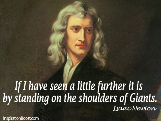 Isaac Newton's quote #4