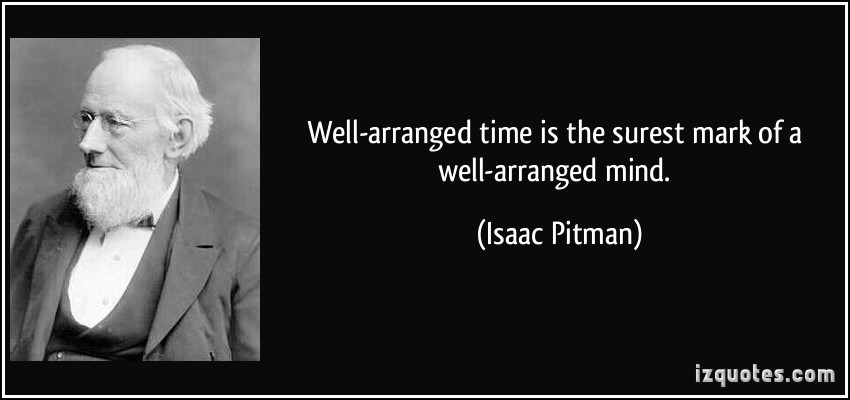 Isaac Pitman's quote #1