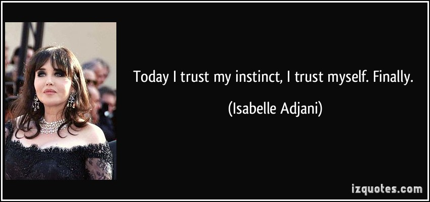 Isabelle Adjani's quote #7