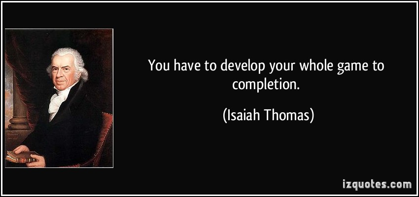 Isaiah Thomas's quote #1