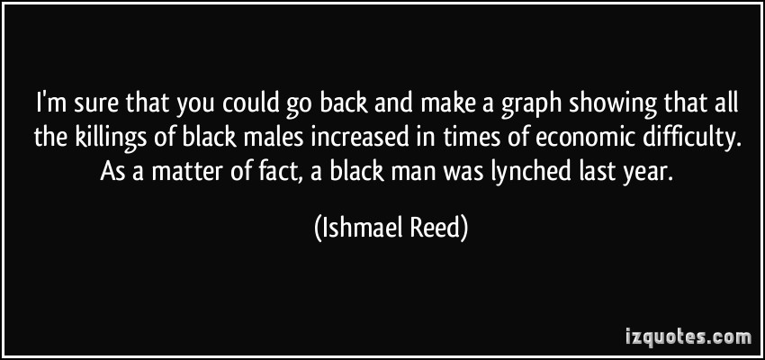 Ishmael Reed's quote #3