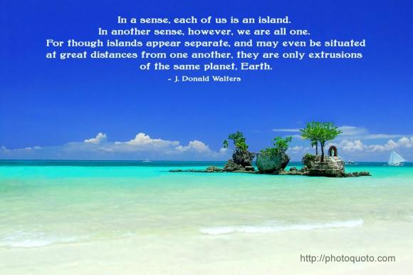 Island quote #7