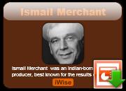 Ismail Merchant's quote #5