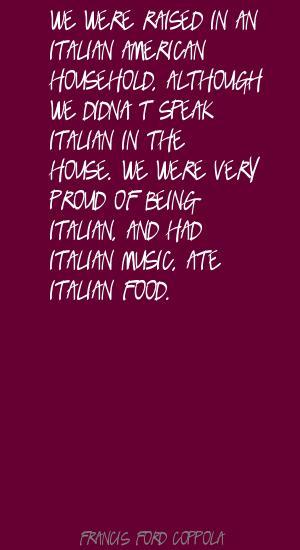 Italian-American quote #1