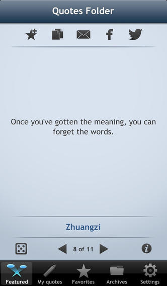 Itunes quote #1