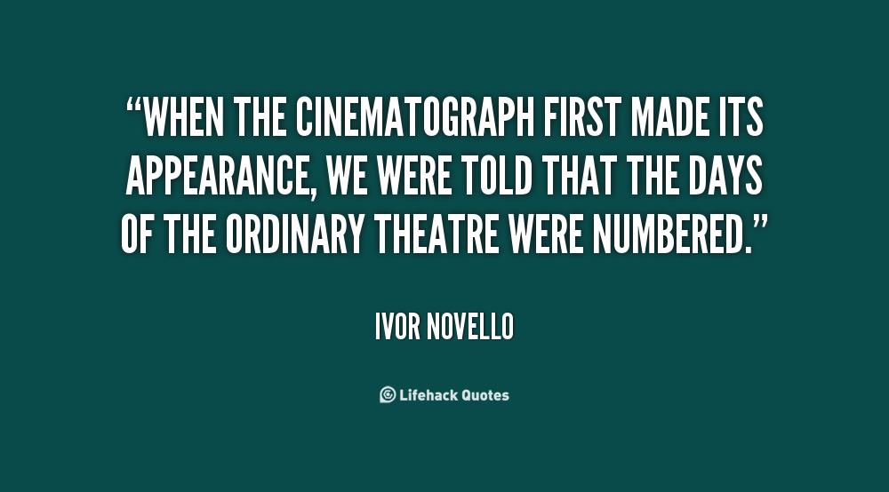 Ivor Novello's quote #6
