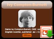 Ivy Compton-Burnett's quote #4