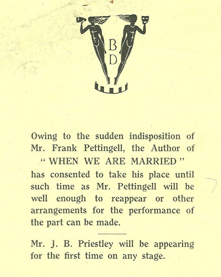 J. B. Priestley's quote #6