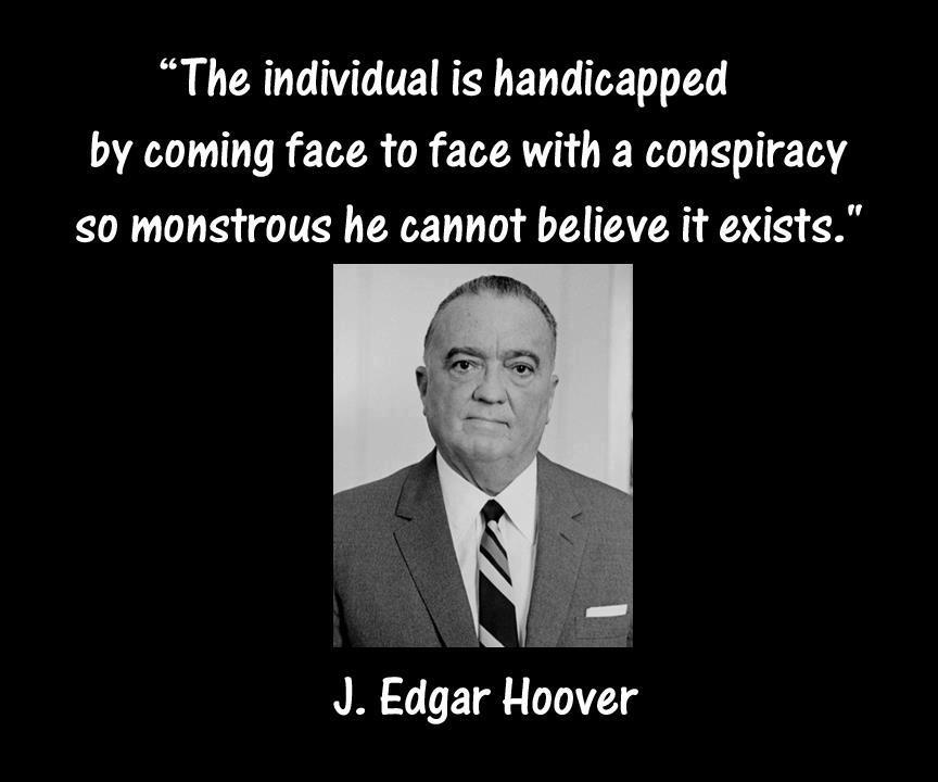 J. Edgar Hoover's quote #3