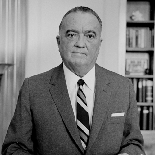 J. Edgar Hoover's quote #1