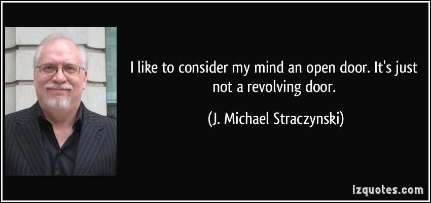 J. Michael Straczynski's quote #1