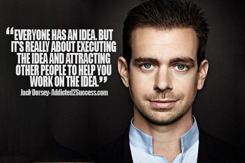 Jack Dorsey's quote #1