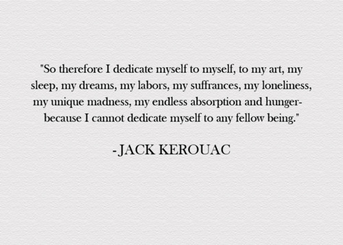 Jack Kerouac's quote #2