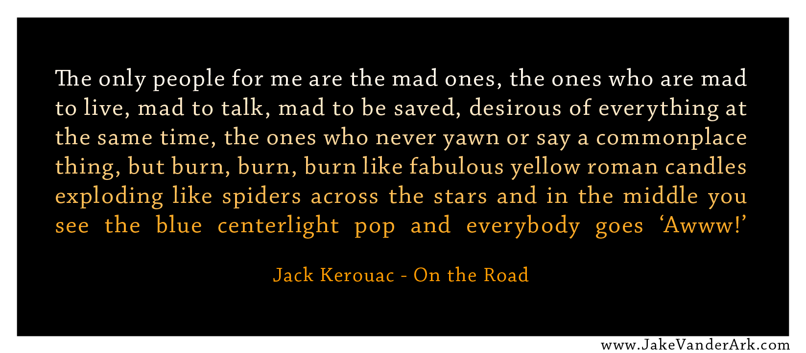 Jack Kerouac's quote #4