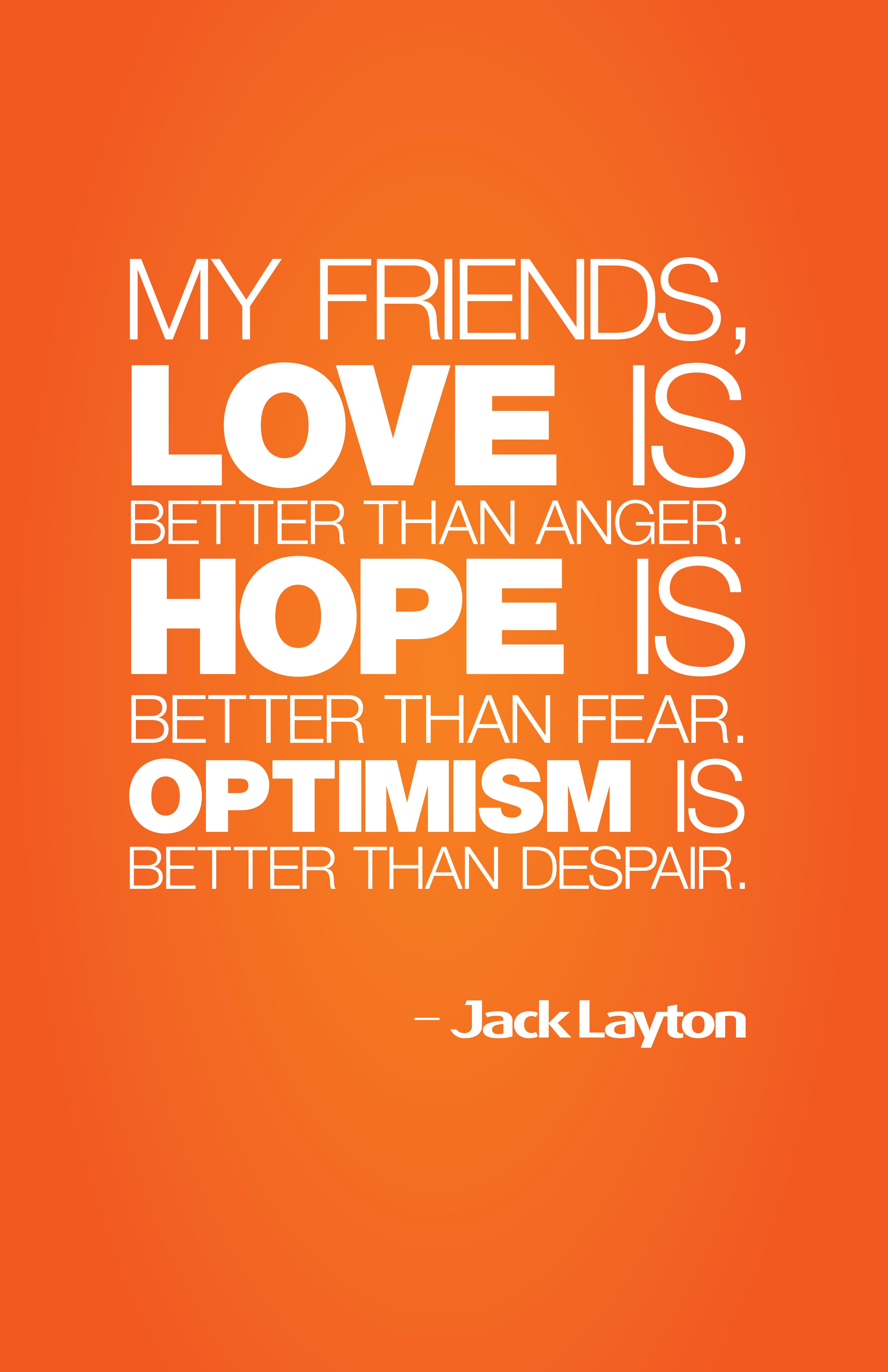 Jack Layton's quote #3