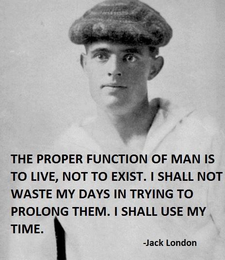 Jack London's quote #4