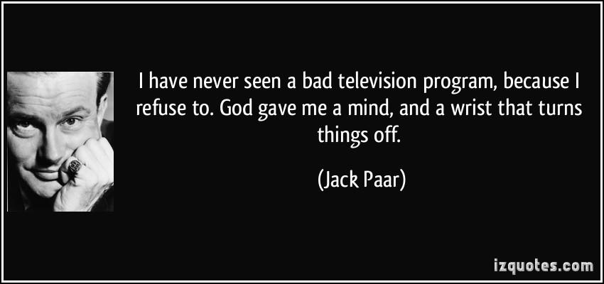 Jack Paar's quote #3