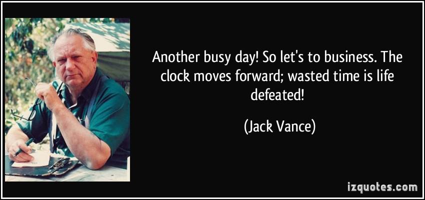 Jack Vance's quote #5