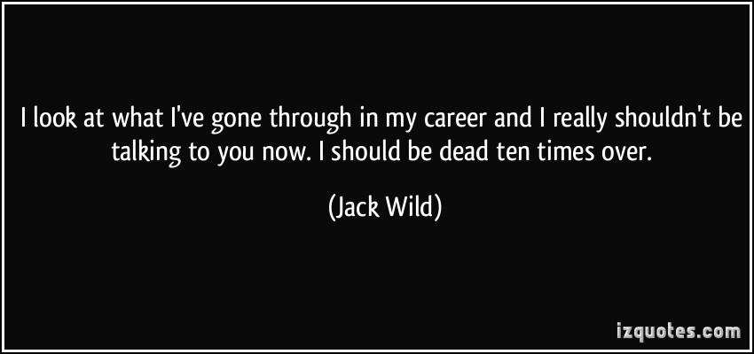 Jack Wild's quote #2