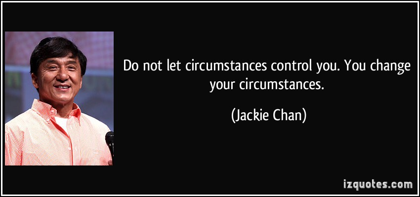 Jackie Chan quote #2