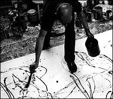 Jackson Pollock's quote #2