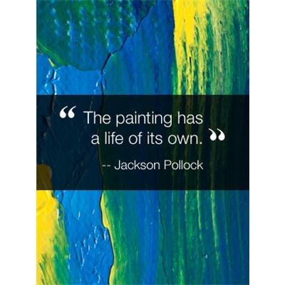 Jackson Pollock's quote #7