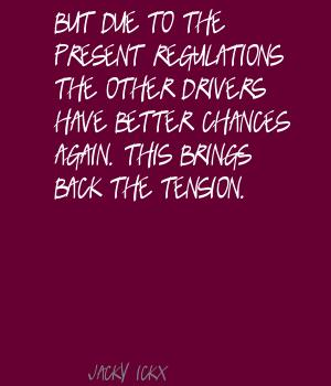Jacky Ickx's quote #7