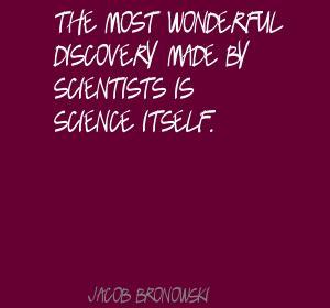 Jacob Bronowski's quote #8