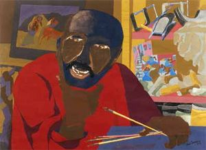 Jacob Lawrence's quote #1