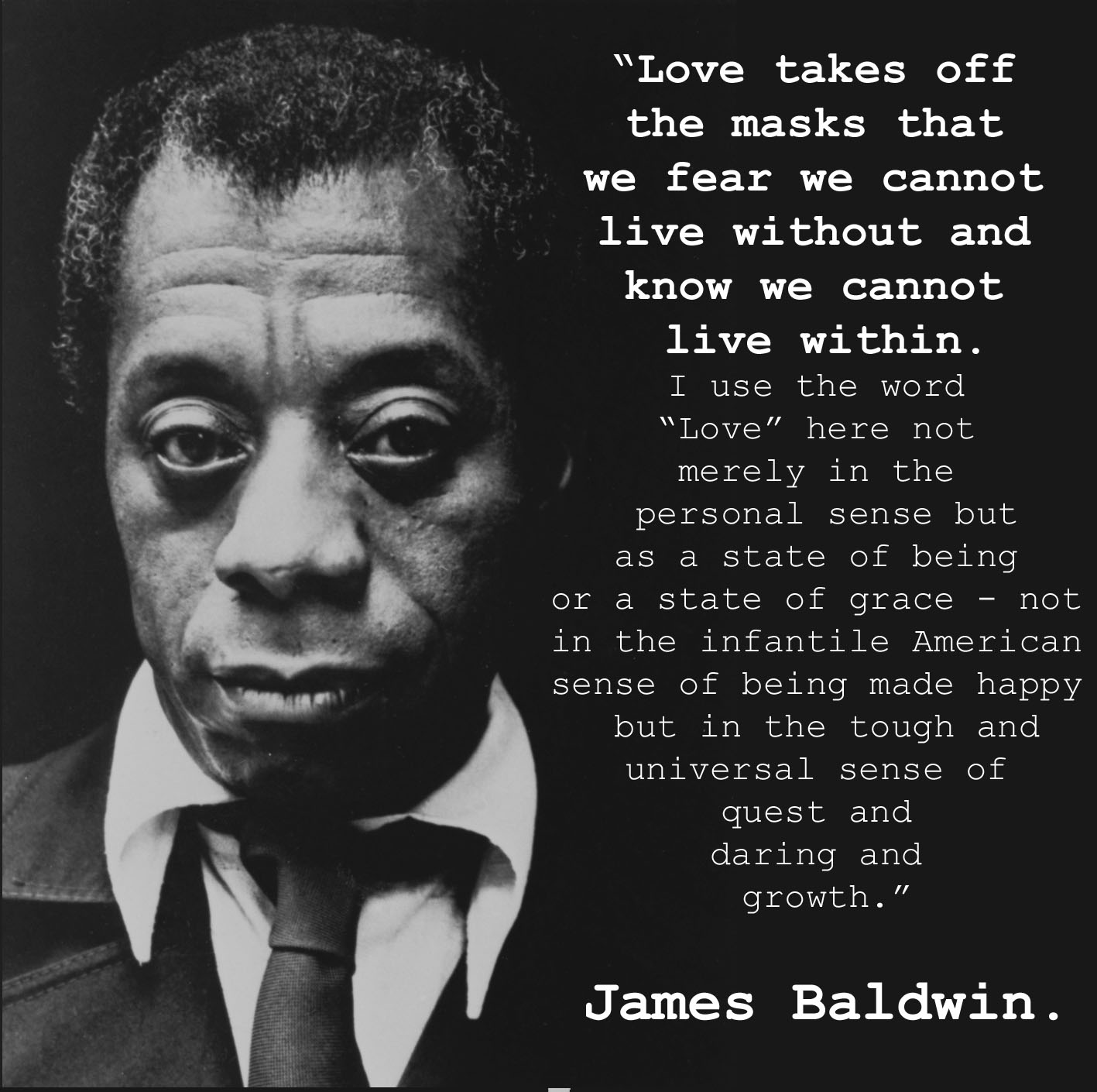 James A. Baldwin's quote #2